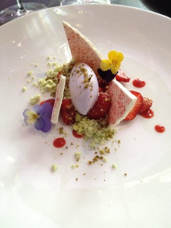Purnell's: Lovely summer dessert