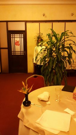 IMPERIAL CHINESE RESTAURANT: There are main hall and smaller rooms here.