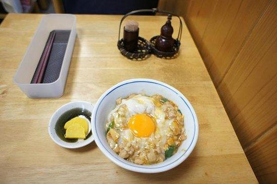 Torikita: 親子丼