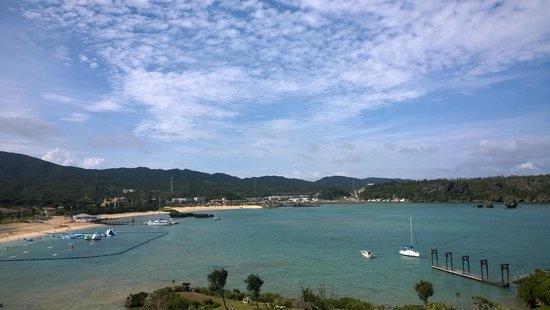 ANA InterContinental Manza Beach Resort: Beach