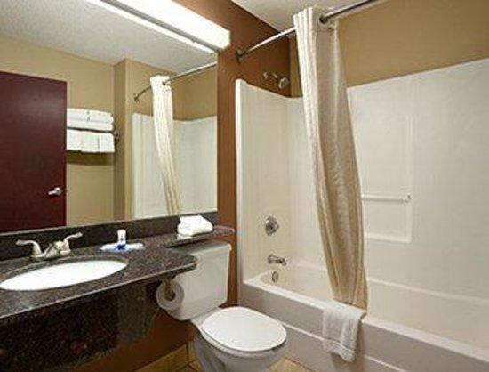Microtel Inn & Suites by Wyndham Duncan/Spartanburg: Bathroom