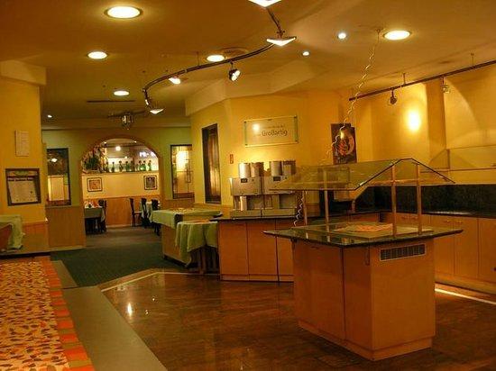 Hotel ibis Wien Mariahilf: Ресторан