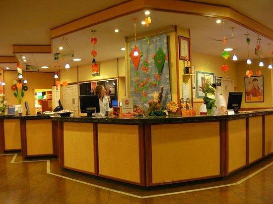 Hotel ibis Wien Mariahilf: Reception