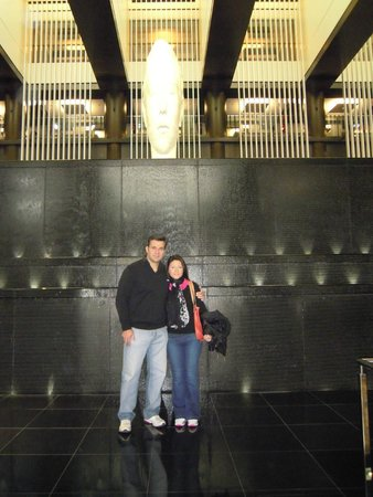 Grand Hyatt New York: entrada al hotel