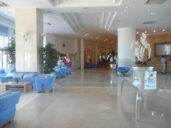 Ikos Oceania: Reception Area