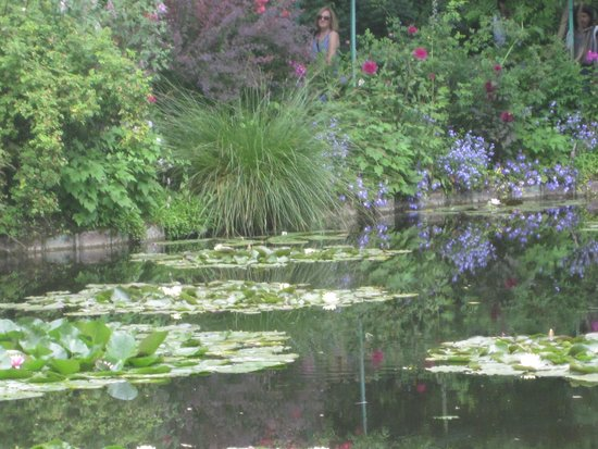Hotel Relais Bosquet Paris: A trip to Giverny booked by the hotel