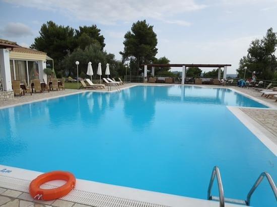 Olympion Asty: zwembad