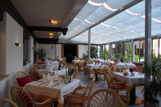 Garberhof Beauty & Wellness Resort: Hotel Garberhof Restaurant Wintergarten