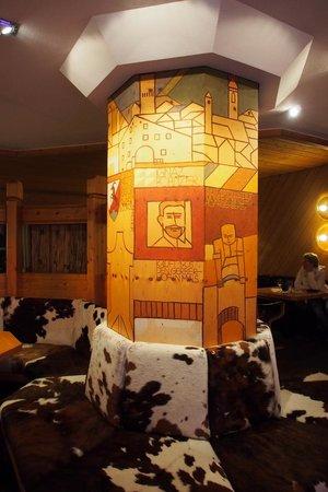 Garberhof Beauty & Wellness Resort: Hotel Garberhof Traditionsecke