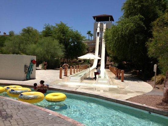 Arizona Grand Resort & Spa: Water Slide