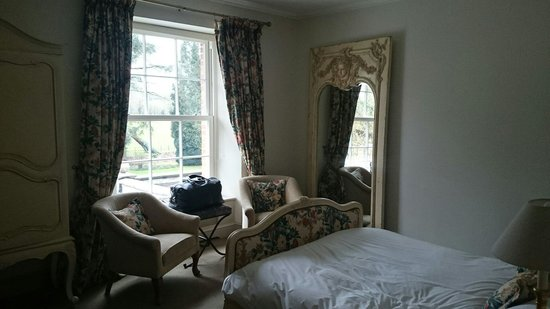 The Hartnoll Hotel: Luxurious room