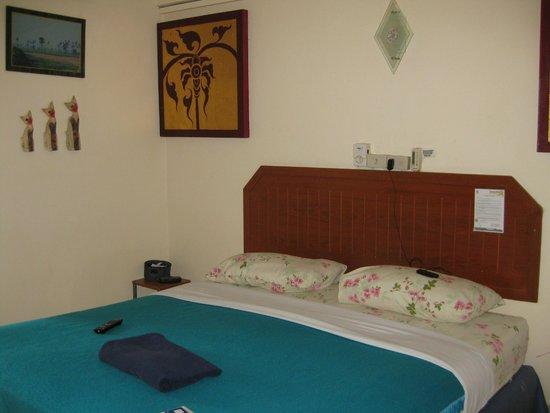 Jasmine Hotel Pattaya: Bed