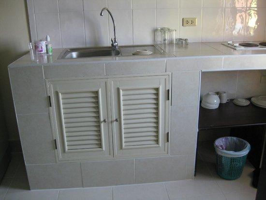 Jasmine Hotel Pattaya: Sink