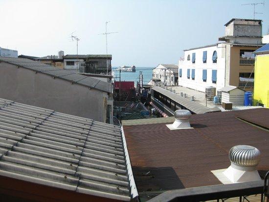 Jasmine Hotel Pattaya: View from 4th Floor