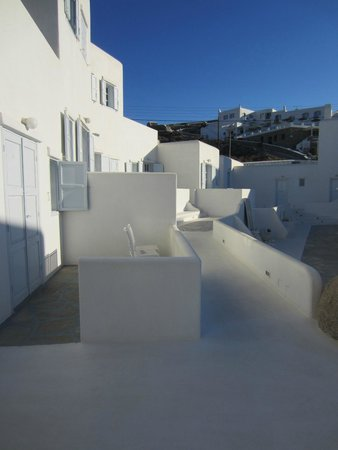 Mykonos Bay Hotel: The hotel