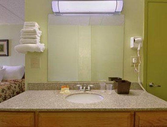 Days Inn & Suites Springfield on I-44: Bathroom