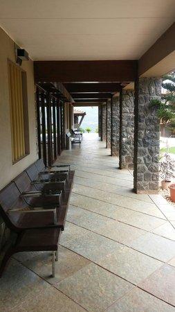 Ekaant the retreat : Clean Lobby