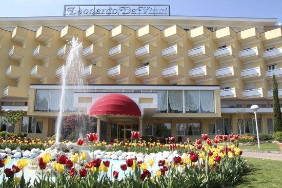 Hotel Abano Leonardo Da Vinci Terme & Golf: Hotel