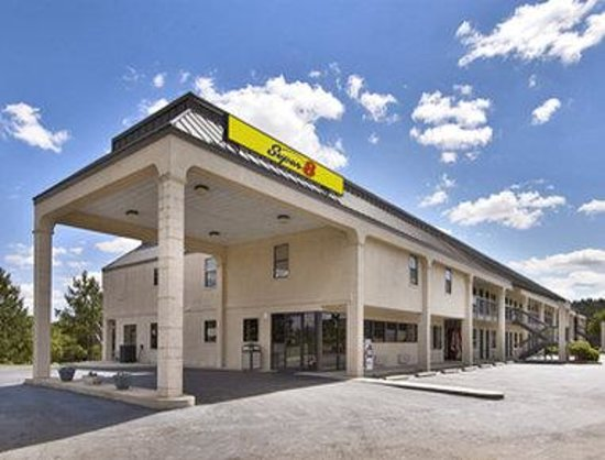 Super 8 Richburg/Chester Area: Welcome to Super 8, Richburg