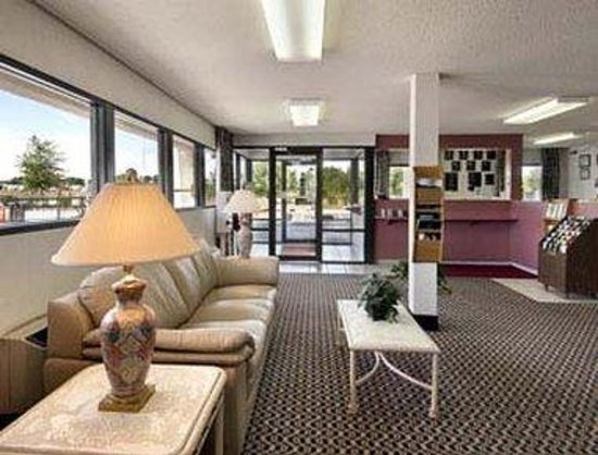 Super 8 Richburg/Chester Area: Lobby