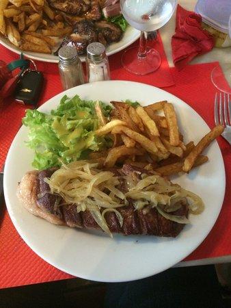 Le Gascon: Une halte gastronomique