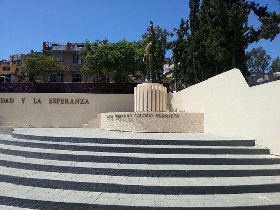 Plaza de la Unidad y la Esperanza