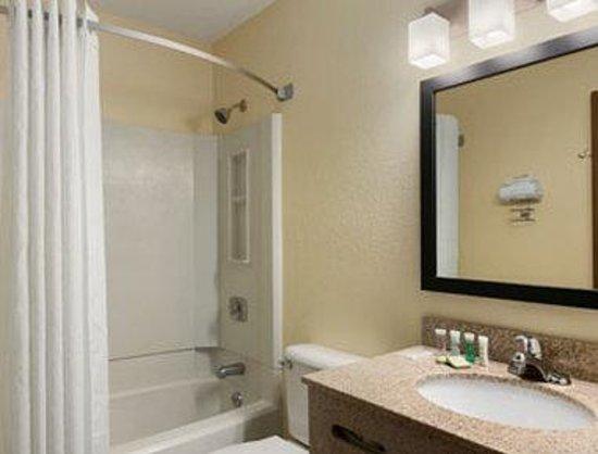 Super 8 Decorah : Bathroom