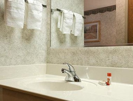 Super 8 Erwin: Bathroom