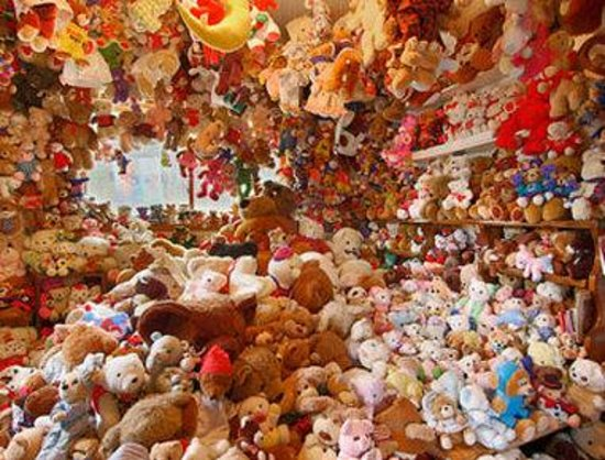 Super 8 Hill City/Mt. Rushmore/ Area : Teddy Bear Collection