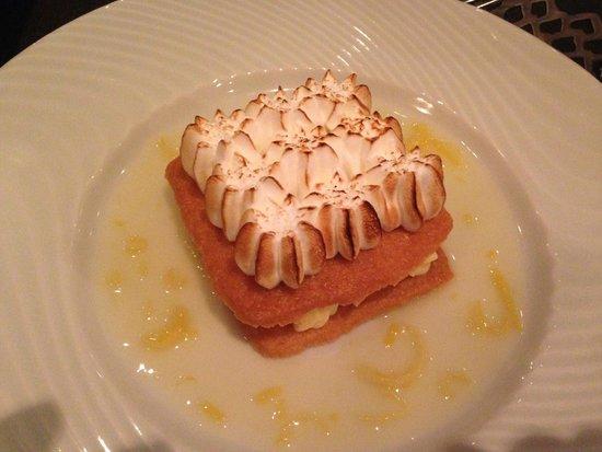 35 Degres Ouest: citron tart