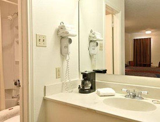 Super 8 Bossier City/Shreveport Area: Bathroom