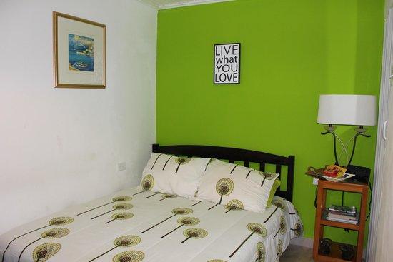 Solar Villa : La habitación