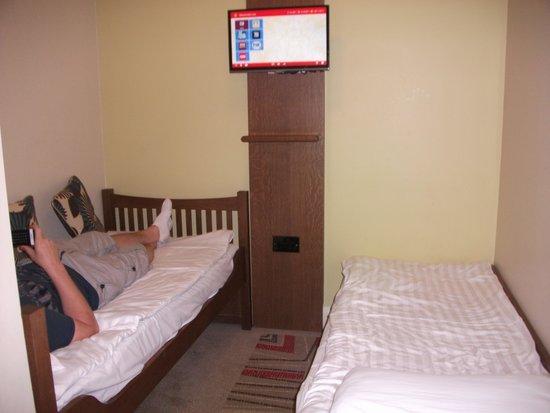 Chessington Safari Hotel : Kids bedroom