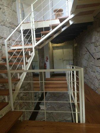 Casa dos Guindais : entrance