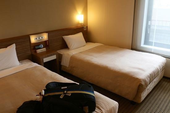 Hotel Sunroute Plaza Nagoya: 3층 -Twin