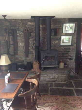 Dragons Head Inn: Bar area
