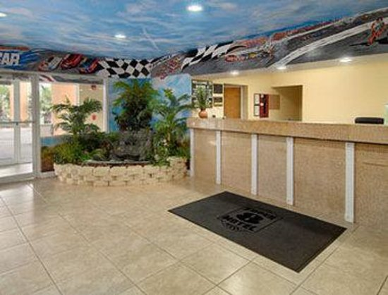 Super 8 Daytona Beach: Lobby