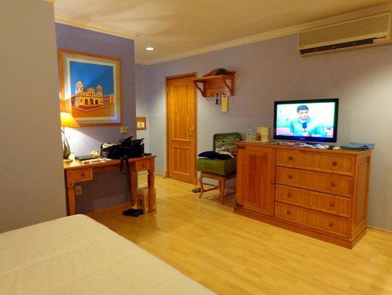 Hotel Las Margaritas: Excelente hotel