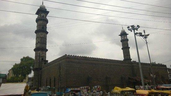 Burhanpur, الهند: Jama Masjid, Burhanpur