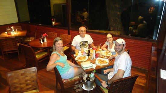 Xica da Silva: Jantar com Mineia, Marcia e Gugu