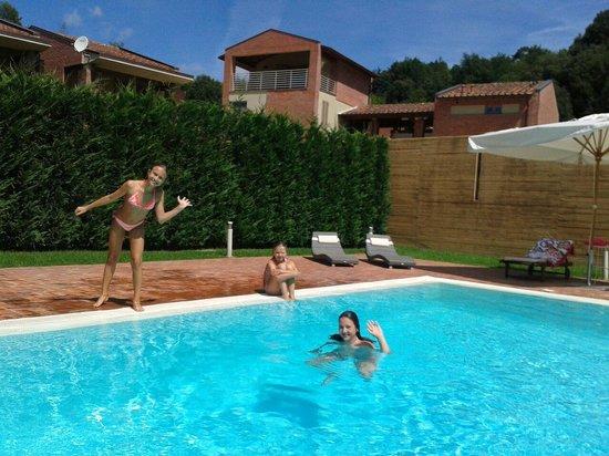 Hotel Antica Tabaccaia : .....piscina
