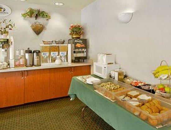 Super 8 Gresham/Portland Area OR : Breakfast Area