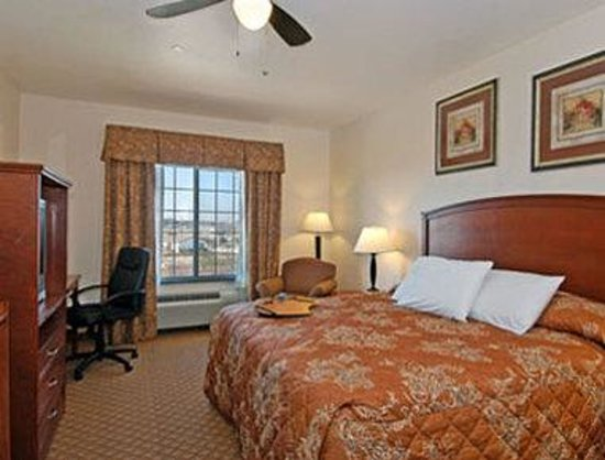Super 8 Austin/Airport South : Standard King Bed Room