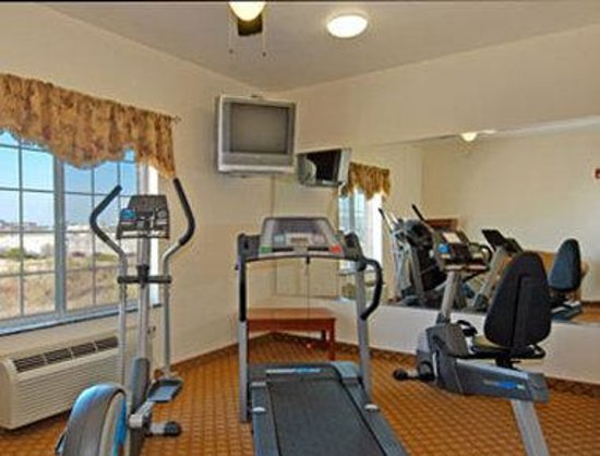 Super 8 Austin/Airport South : Fitness Area