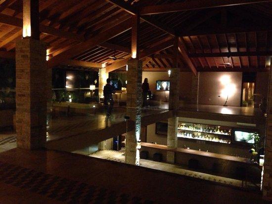 Real Villa Bella Hotel: Área comum