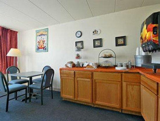 Hazel Crest, إلينوي: Breakfast Area