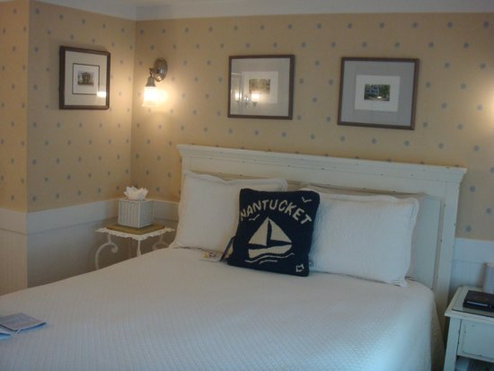 Revere Guest House : The Nantucket room