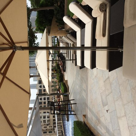 The Address Downtown Dubai - TEMPORARILY CLOSED: The pool area