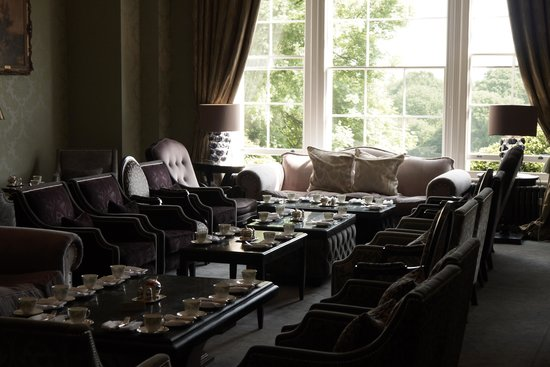 Oulton Hall & Spa: One of the Bars