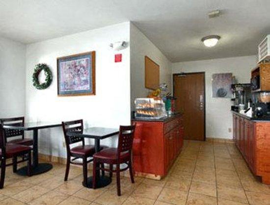 سوبر 8 بانينج سي إيه كازينو: Breakfast Area